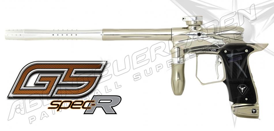 Dangerous Power G5 Spec-R - Andromeda Grey