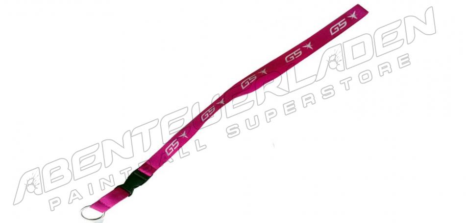 Dangerous Power Schlüsselband - pink