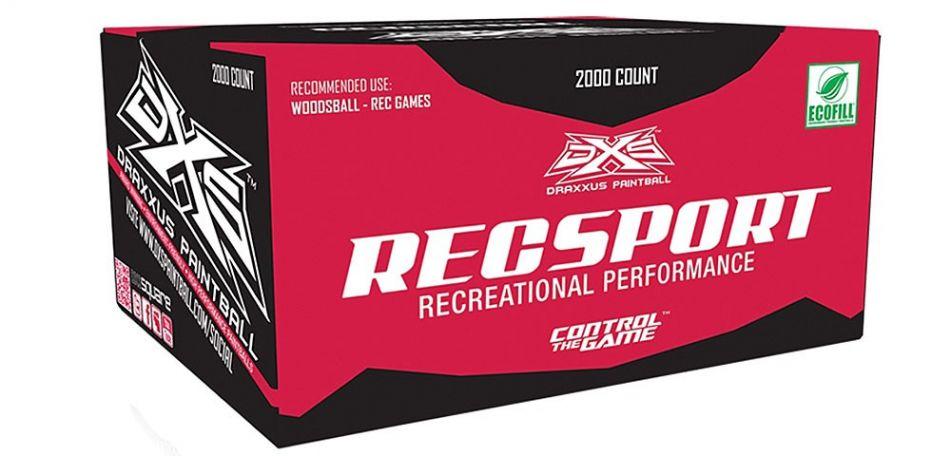 DXS Draxxus Recsport Paintballs