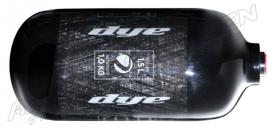 Dye Core Air Tank 1,5 Liter + Ninja Regulator 300 bar