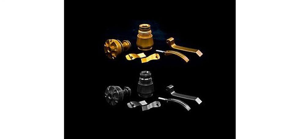 Dangerous Power G3 Color Accent Kit gold