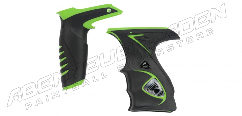 Dye DM 14 - Sticky Grip Kit - black/green