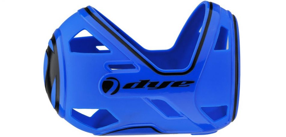Dye Flex Bottle Cover S/M blau
