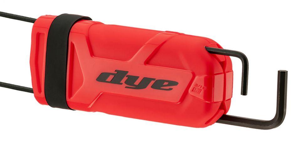 Dye Flex Laufsocke - rot