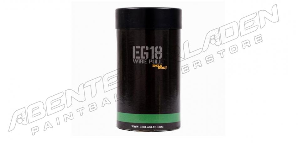 Enola Gaye EG 18 Assault Rauchgranate - grün