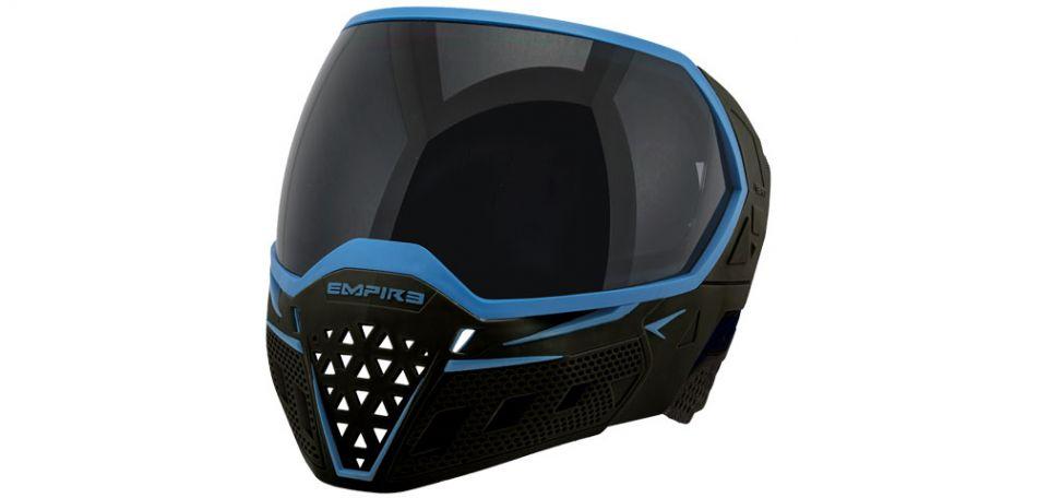 Empire EVS Thermalmaske - LE Ninja black/cyan