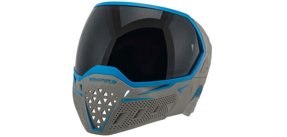 Empire EVS Thermalmaske - grey/cyan