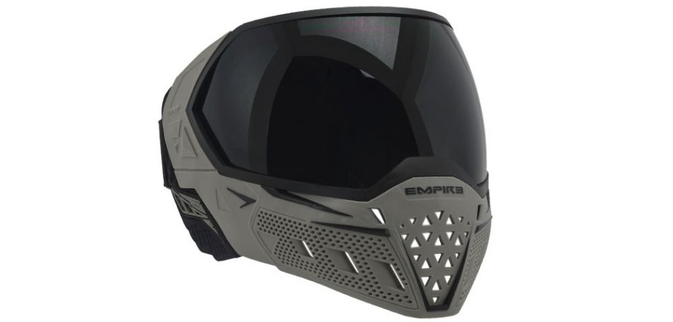 Empire EVS Thermalmaske - grey/black