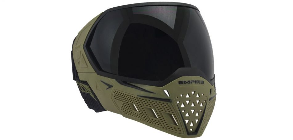 Empire EVS Thermalmaske - oliv/black