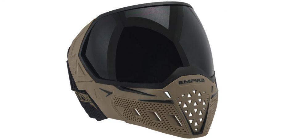 Empire EVS Thermalmaske - tan/black