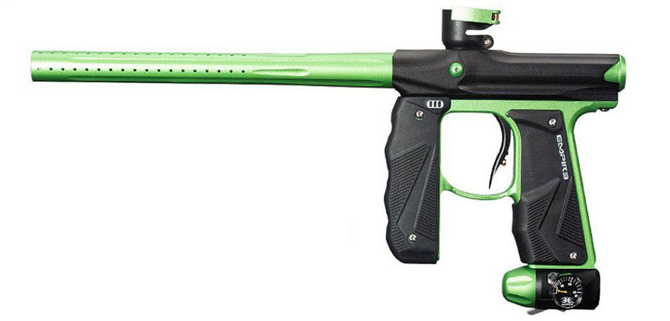 Empire Mini GS black / neon green