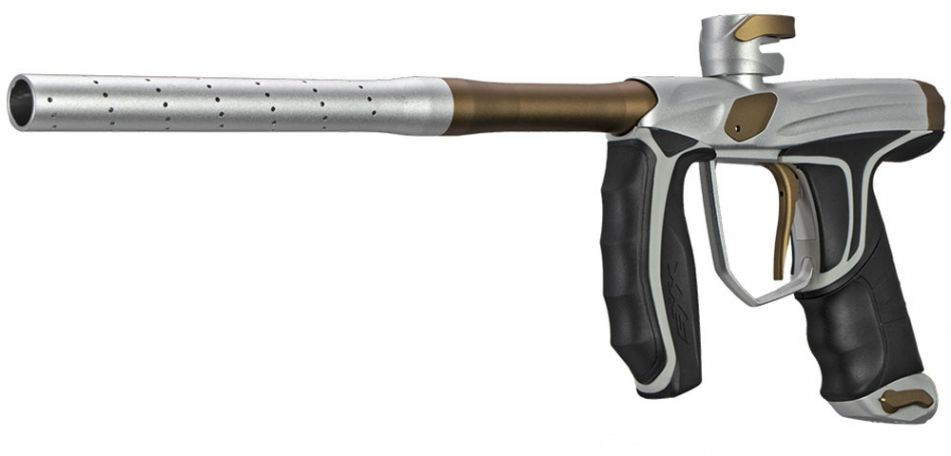 Paintball Markierer Empire Syx - dust silver / dk gold