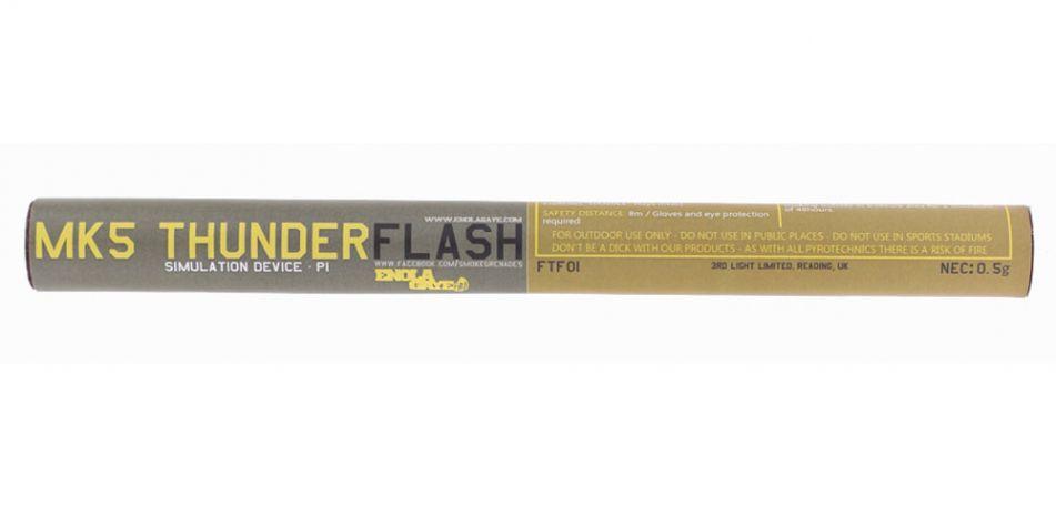 Enola Gaye Thunderflash MK5 Blendgranate