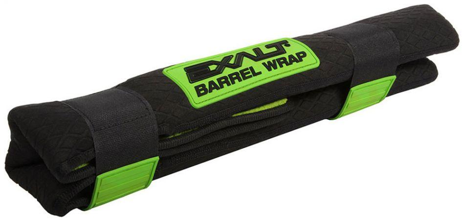 Exalt Barrel Wrap - black/lime