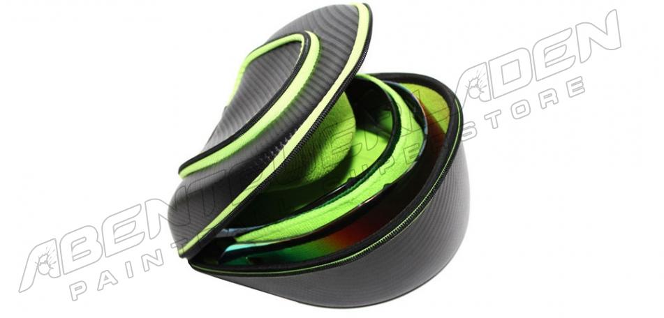 Exalt Lens Case - Ersatzglas Tasche - lime/black