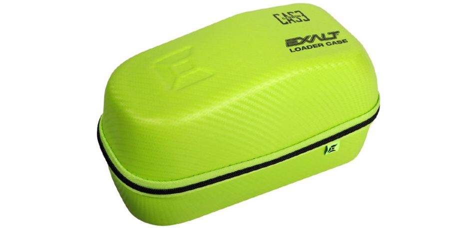 Exalt Loader Case - Hopper Tasche - lime