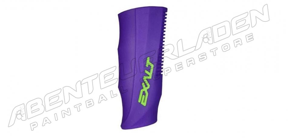 Exalt Luxe Regulator Grip - purple/lime