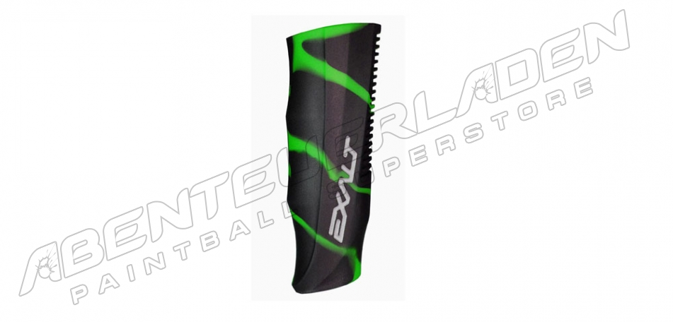Exalt Luxe Regulator Grip - schwarz/lime