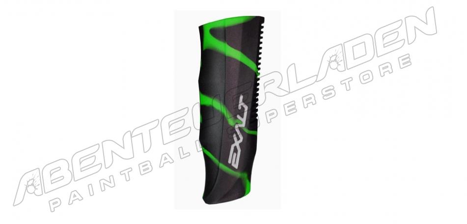 Exalt Luxe Regulator Grip - schwarz/lime