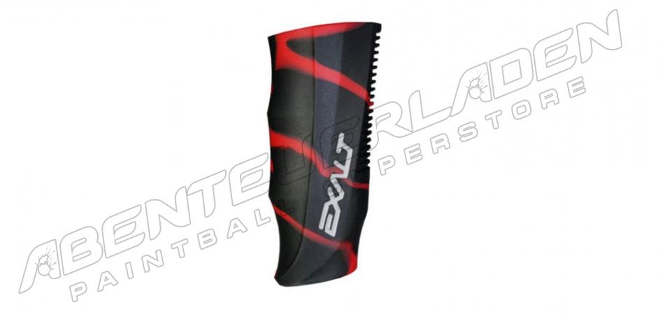 Exalt Luxe Regulator Grip - schwarz/rot