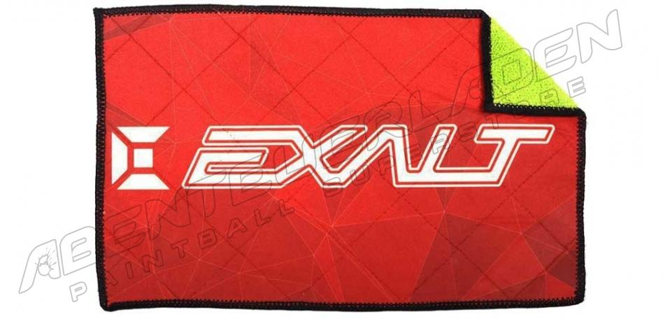 Exalt Microfasertuch - Crystal Red