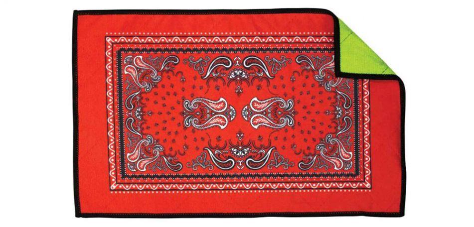 Exalt Microfasertuch - Red Bandana