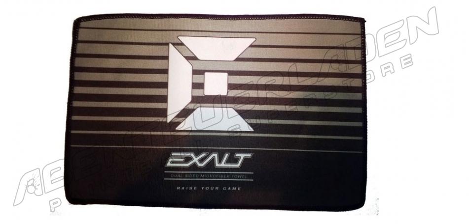 Exalt Microfasertuch - schwarz/grau