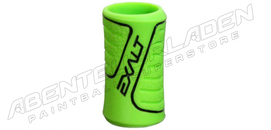 Exalt Regulator Grip - lime/schwarz