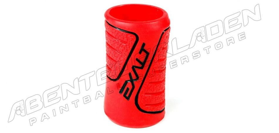 Exalt Regulator Grip - rot/schwarz
