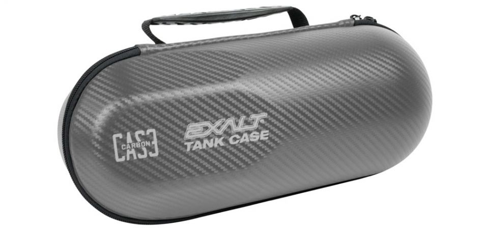 Exalt LE Tank Case - Paintball Flaschen Tasche - charcoal grey