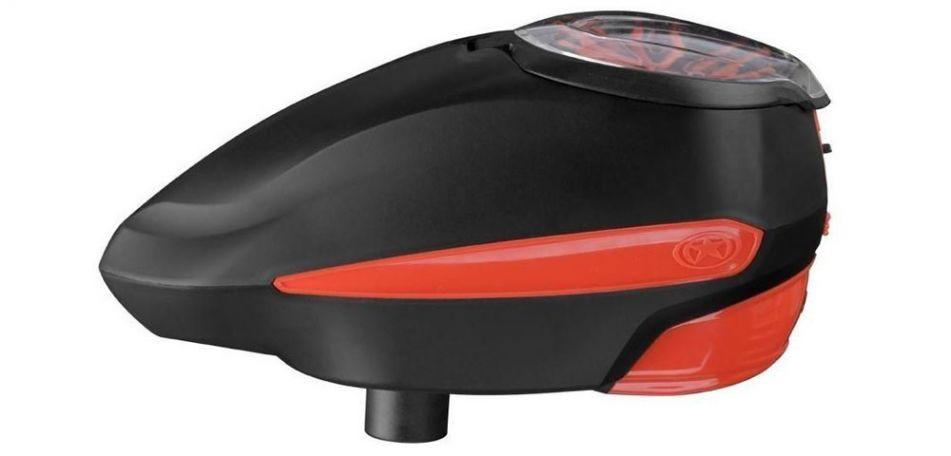 G.I. Sportz LVL Loader v1.5 schwarz rot