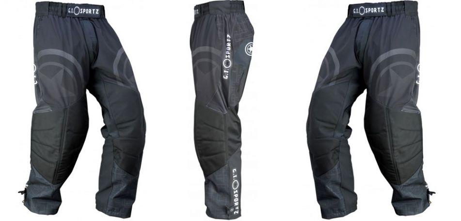 G.I. Sportz Glide Performance Pant / Paintballhose schwarz S