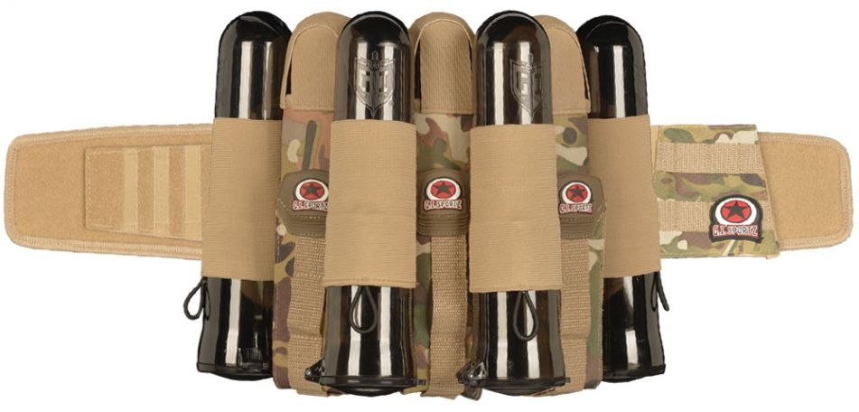 G.I. Sportz Glide Battle Pack 3 + 4 multicam