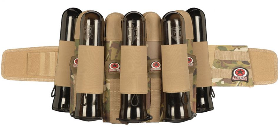 G.I. Sportz Glide Battle Pack 4 + 5 multicam