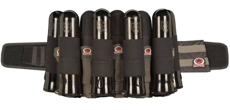 G.I. Sportz Glide Battle Pack 5 + 6 black