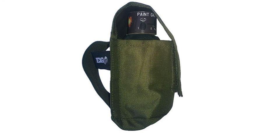 Enola Gaye Granatentasche für Field Paintgranaten oliv