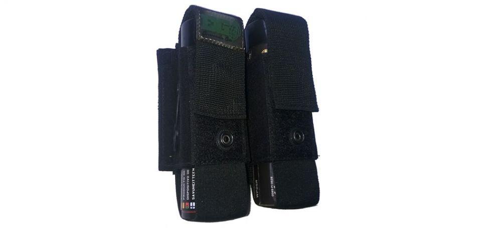 Enola Gaye Granatentasche für Wire Pull Rauchgranaten - schwarz