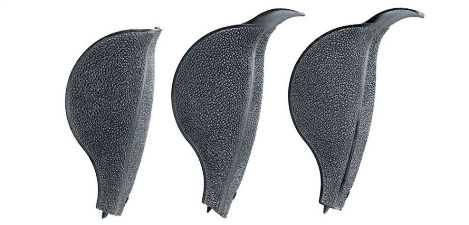 Griffrücken für Smith & Wesson M&P9 2.0 T4E cal.43 Pistole