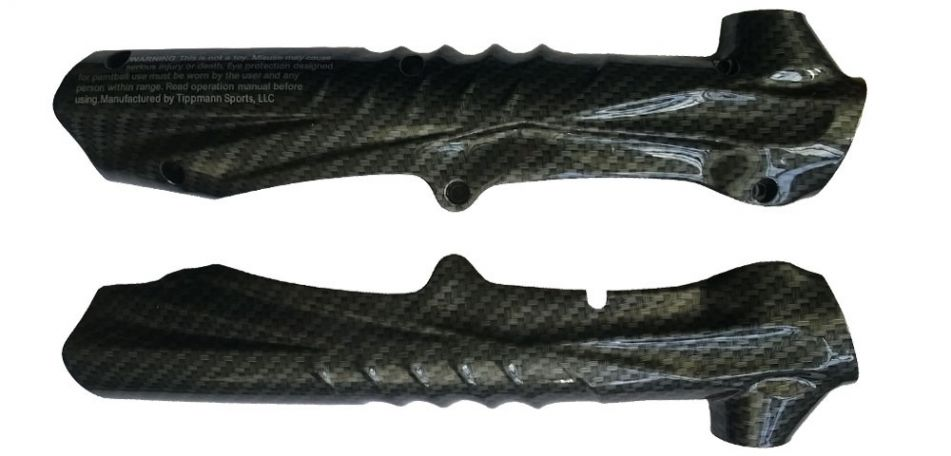 Tippmann Gryphon Body Cover TA40047 / TA40048 - Carbon