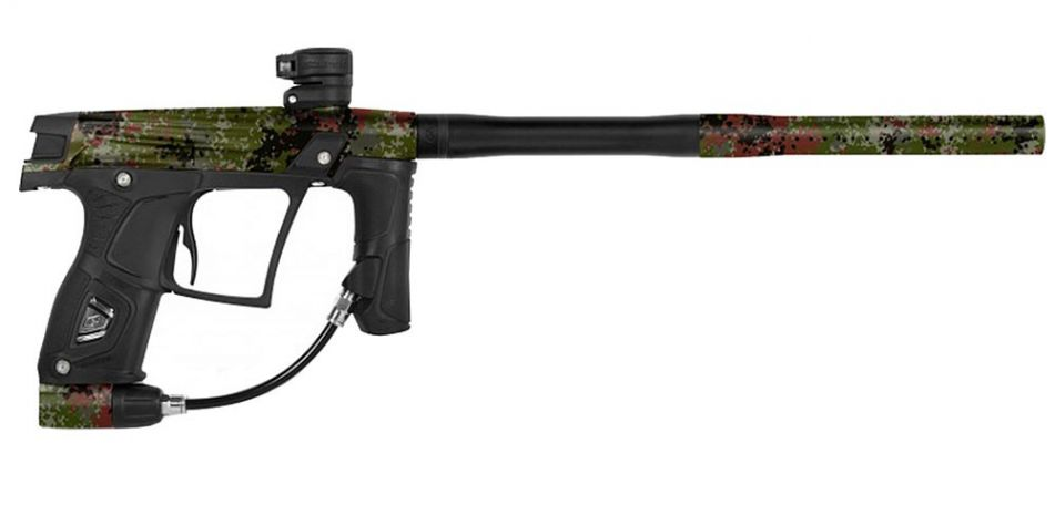 Planet Eclipse GTEK flecktarn / schwarz