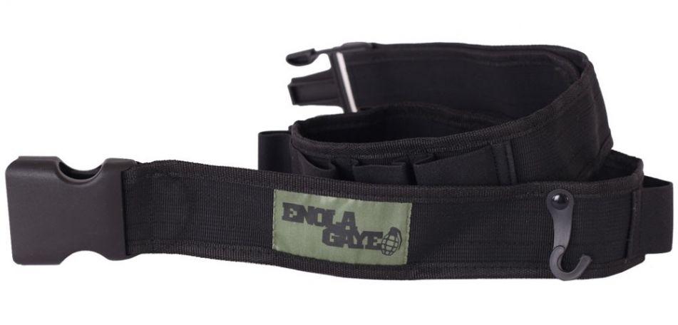 Enola Gaye Gürtel für Rauchgranaten schwarz