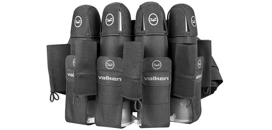 Valken Agility Battlepack 4+7 schwarz