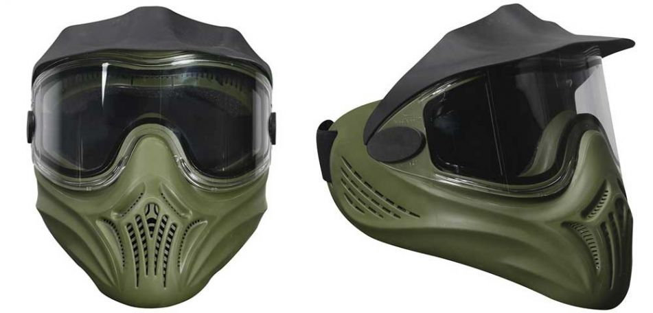 Empire Helix Thermalmaske oliv
