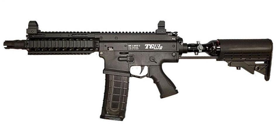 Maxtact TGR2 MK2 Tactical schwarz