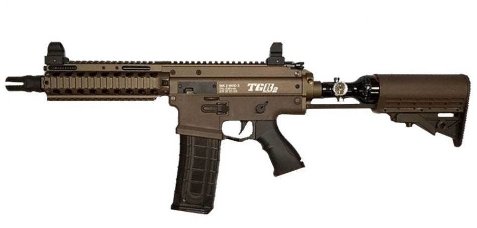 HonorCore TGR2 MK2 Tactical desert