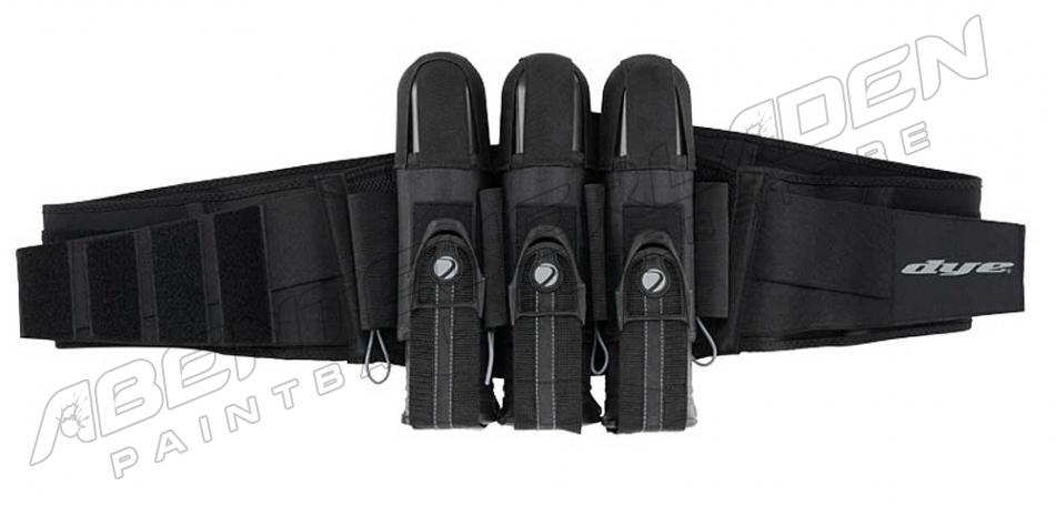 Dye Jet Pack 3 + 4 schwarz grau