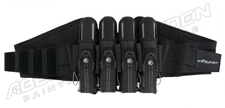 Dye Jet Pack 4 + 5 schwarz grau