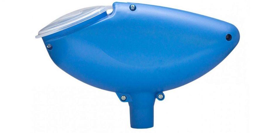 200er Ammobox Fliptop blau