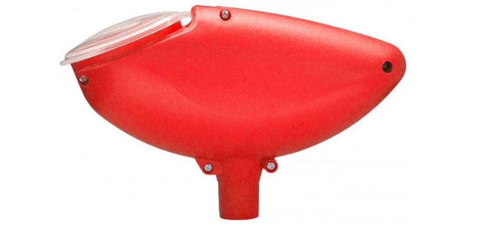 200er Ammobox Fliptop rot