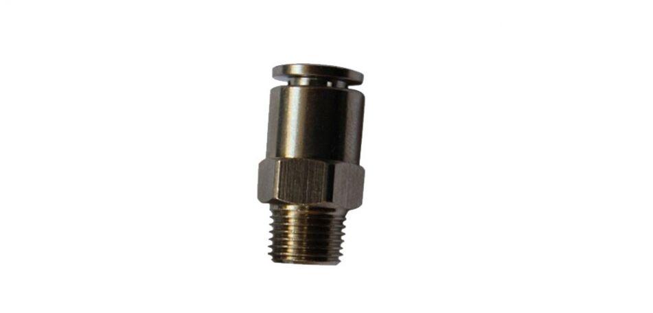 Macroline Anschluss gerade 6mm